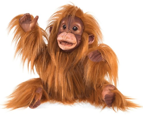 Folkmanis Baby Orangutan