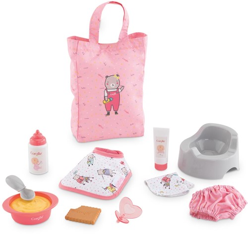 "Mon Premier Poupon BB 12"""" LARGE ACCESSORIES SET"