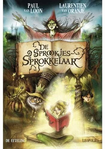 Kinderboeken  leesboek De Sprookjessprokkelaar