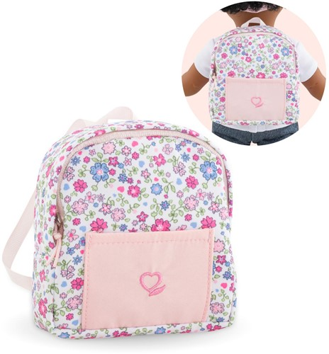 Ma Corolle MC BACKPACK COROLLE'S FLOWERS
