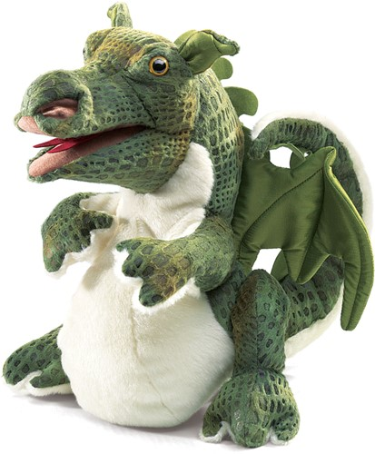 Folkmanis Baby Dragon