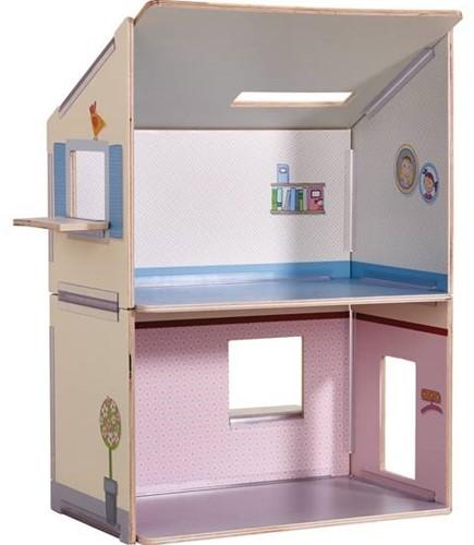 Haba  Little Friends houten poppenhuis Droomhuis 302172