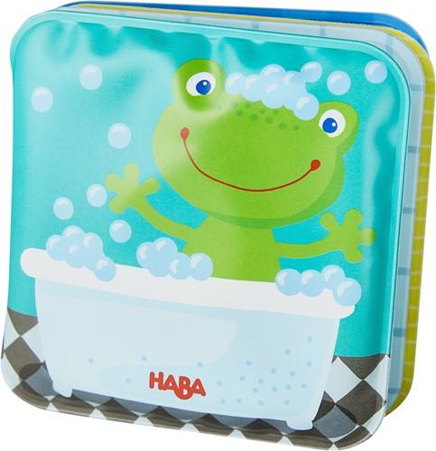 HABA Minibadboek Kikker Kris