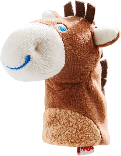 HABA Vingerpop Paard Paul