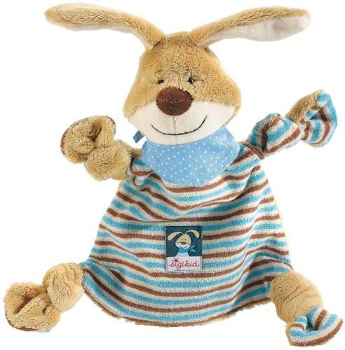 sigikid knuffeldoekje konijn Semmel Bunny 47893