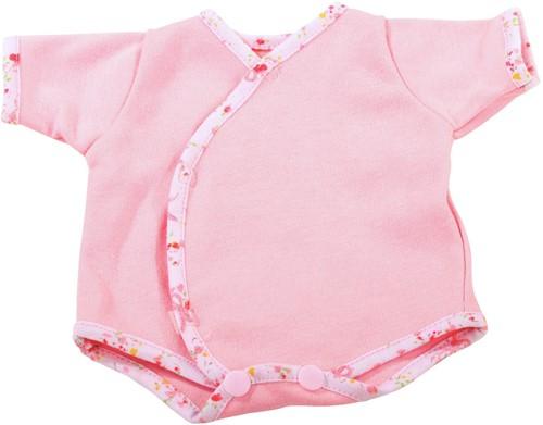 "Götz Basic Boutique, body """"Classic pink"""", babypoppen 42-46 cm"