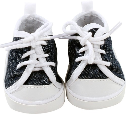 "Götz Shoes & Co, sneakers """"Denim"""", babypoppen 42-46 cm / staanpoppen 45-50 cm"