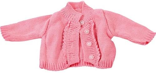 """Götz Basic Boutique, vest """"""""Lollipop"""""""", babypoppen 42-46 cm / staanpoppen 45-50 cm"""