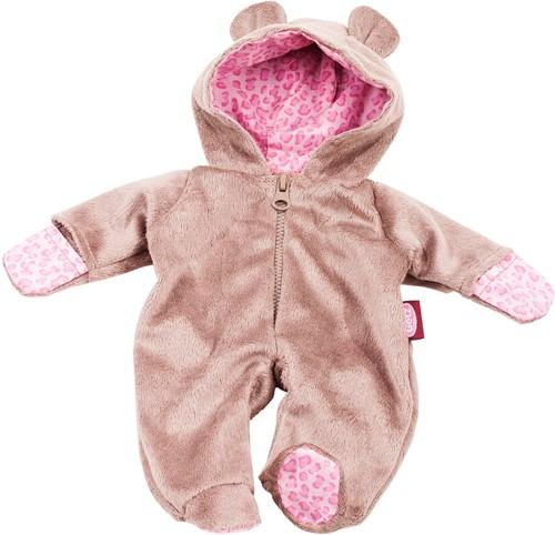 """Götz Basic Boutique, onesie """"""""Teddy"""""""", babypoppen 30-33 cm"""