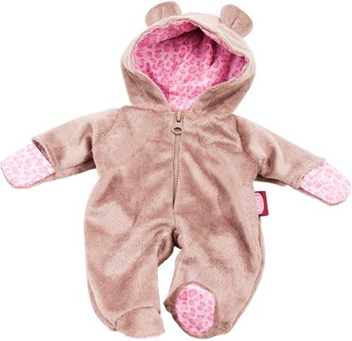 """Götz Basic Boutique, onesie """"""""Teddy"""""""", staanpoppen 45-50 cm"""