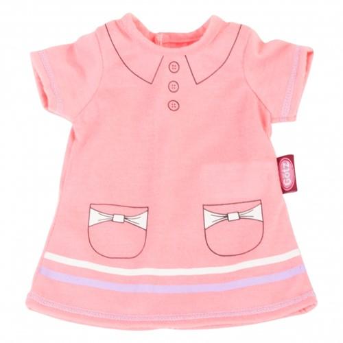 "Götz Basic Boutique, jurk """"Polo"""", babypoppen 42-46 cm"