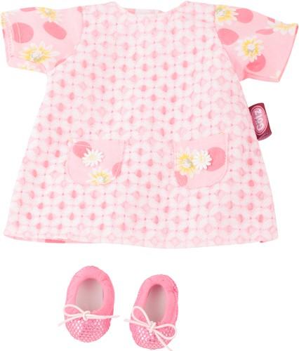 "Götz Boutique, babyjurk """"Daisy"""", babypoppen 30-33 cm (Inhoud: 3-delig)"