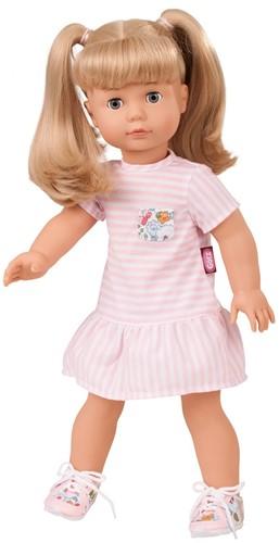 "Götz Precious Day, """"Jessica, Summertime"""", blond haar, slaapogen, 46 cm"