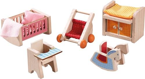 HABA Little Friends - Poppenhuismeubels Kinderkamer