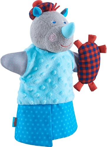HABA Klankhandpop Nijlpaard