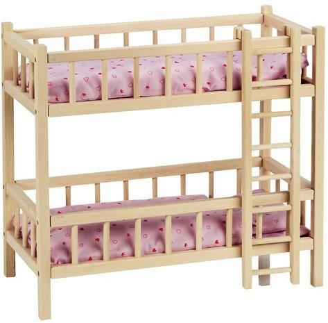 Goki Bunk bed with ladder