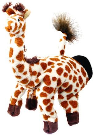Beleduc handpop Giraf