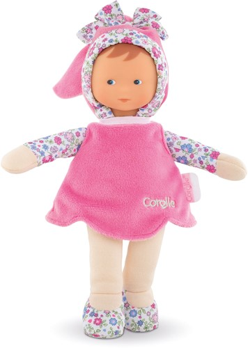 Mon Doudou Corolle MISS-PINK- COROLLE'S FLOWERS
