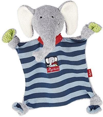 sigikid knuffeldoekje olifant Lolo Lombardo 48935