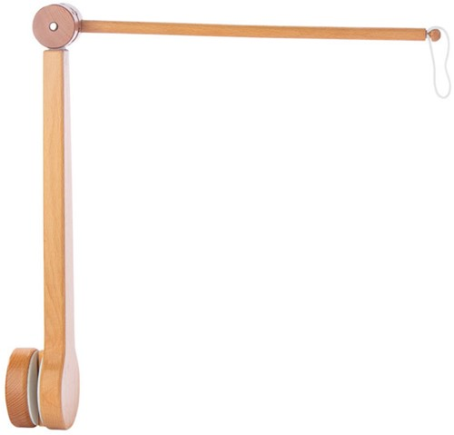 sigikid houten rack for mobiels nature 49002