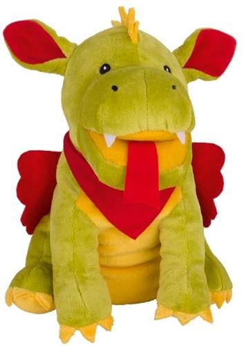 Goki Hand puppet dragon Ricuh