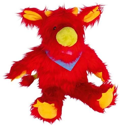 Goki Hand puppet monster Hardi