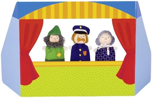 Goki Finger puppets