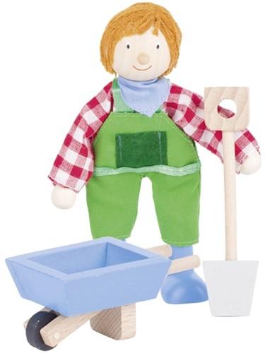 Goki Flexible puppet farmer