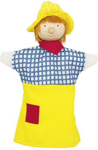 Goki Hand puppet Seppl