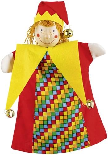 Goki Hand puppet Kasper