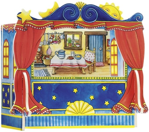 Goki Finger-puppet theatre