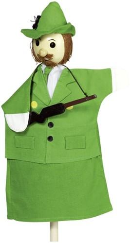 Goki Hand puppet Hunter