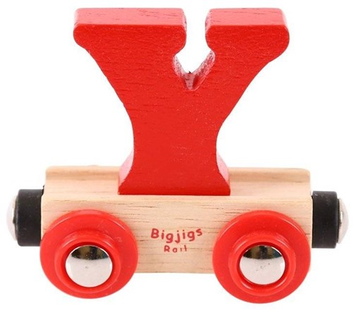 Bigjigs Rail Name Letter Y (6)