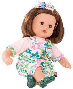 """Götz Muffin, """"""""Blooms"""""""", bruin haar, slaapogen, 33 cm"""