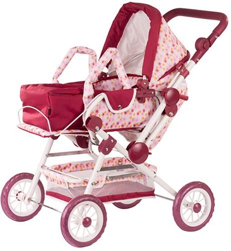 Götz accessoire Puppenwagen 4Rad HappyFlowers