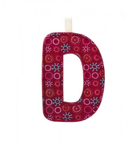 Lilliputiens Letter D