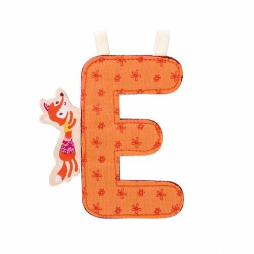 Lilliputiens Letter E