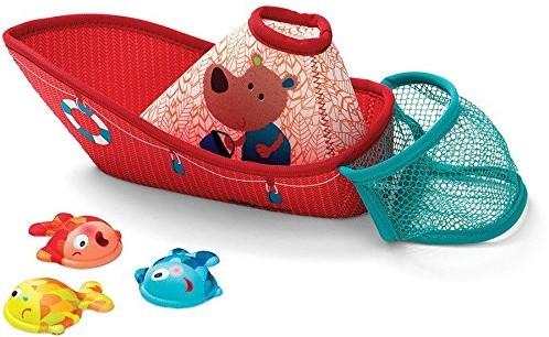 Lilliputiens Vissersboot
