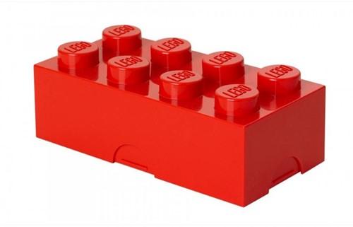 LEGO Lunchbox Classic Brick 8 - Rood