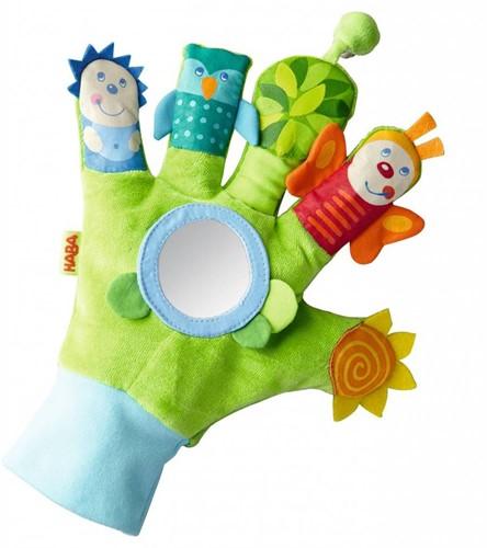 HABA Handpop Toverbosvrienden