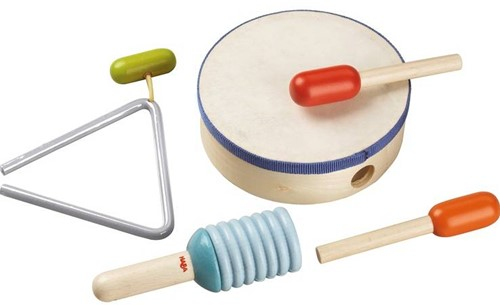 Muziekinstrumenten - Slagwerkset