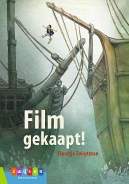 Zwijsen Leesserie Estafette groep 6 - Film gekaapt!