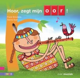 Zwijsen Kleuters samenleesboeken informatief - Hoor, zegt mijn oor!