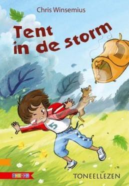 Zwijsen Toneellezen - Tent in de storm