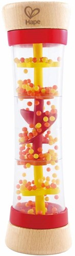 Hape Beaded Raindrops - Red