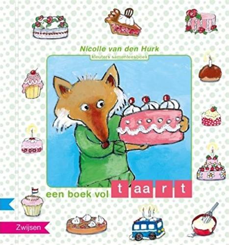 Zwijsen een boek vol taart - AVI start
