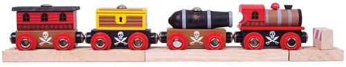 Bigjigs Pirate Train