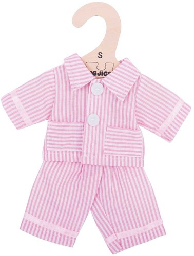Bigjigs Pink Pyjamas - Small