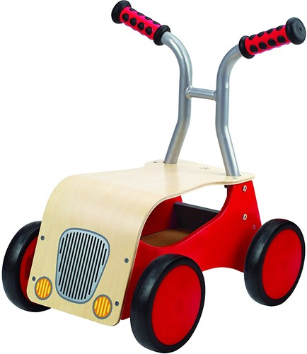 Hape Holz Laufrad Little Red Rider