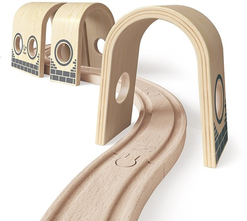 Hape Triple Tunnel